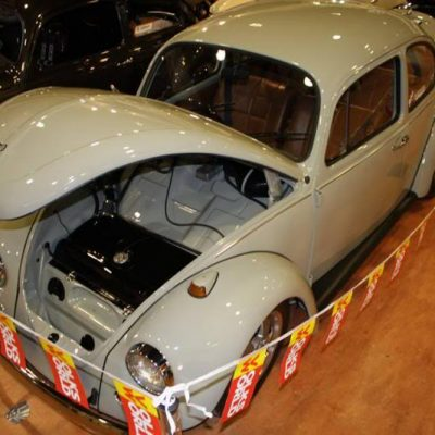 1968 1200 Beetle Cal Look Restoration