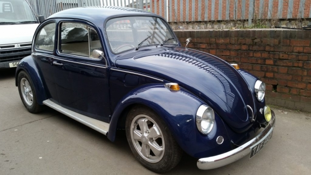 1968 1200 Beetle Repair And Paintwork