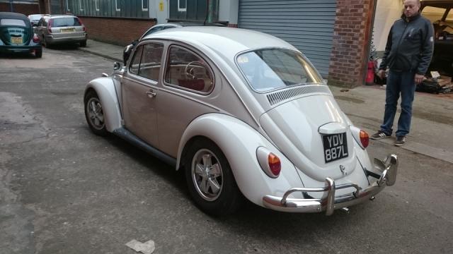 1200 Beetle Restoration