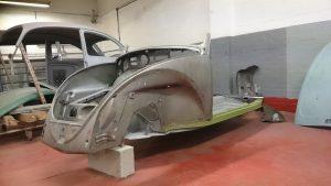 1966 sea sand Beetle full restoration