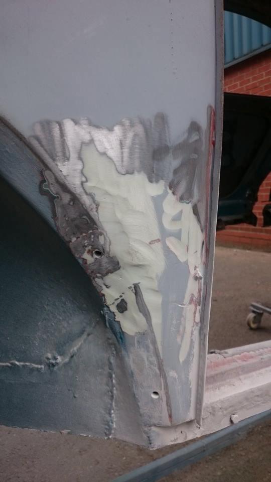 Removing filler